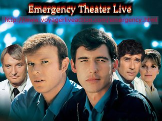 Leads to Emergency Theater Live's Active Writer List..
