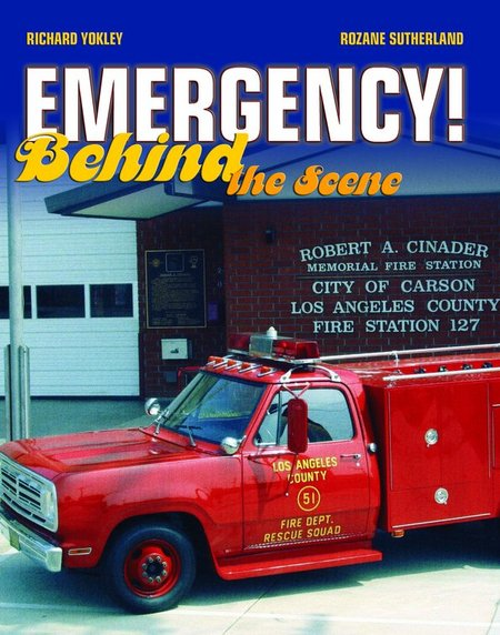 New book about Emergency the series due to release in October 2007.