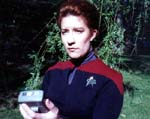 Click here to see lots of this writer's site moderator in Trek Costumes!