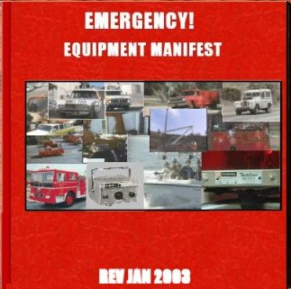 Link which leads to a preserved archive of a classic Emergency series website which indexes every medical prop or vehicle used on the series in great detail.
