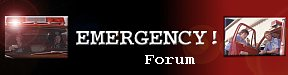 Leads to a forum and active webpage about Emergency by a paramedic firefighter who's an energetic TV series enthusiastic.