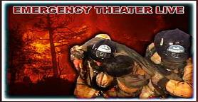 Click to return to the Emergency Theater Live Homepage