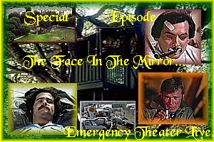 Produced in Feb 2001. Special Episode. Roy DeSoto lives every paramedic's nightmare situation in a fog bound pileup.