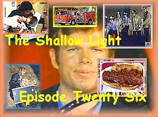 Produced in October 2005. Johnny declares war on a fast food stand. Station 51 answers rescues involving the very young and learns a lesson from them.