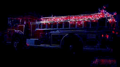 Image of xmaslightsonfireengineblack.jpg